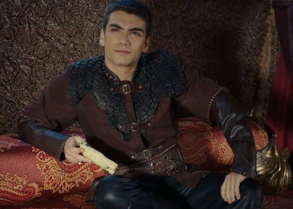 Шехзаде Мехмет (Мехмед) (Великолепный век)